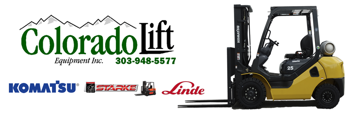 Coloradolift Equipment Inc The Forklift Experts